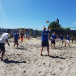 Beachvolleybal toernooi in Swifterbant