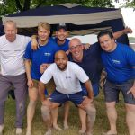 Beachvolleybal in Swifterband